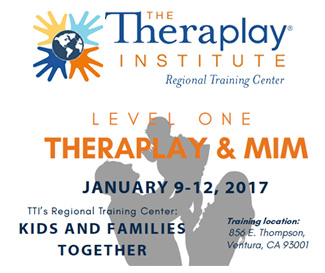 Kids and Families Together is a Theraplay Training Center
