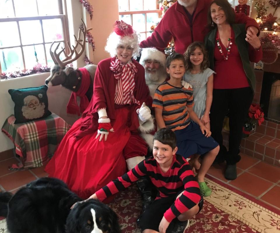 friedlander family and char